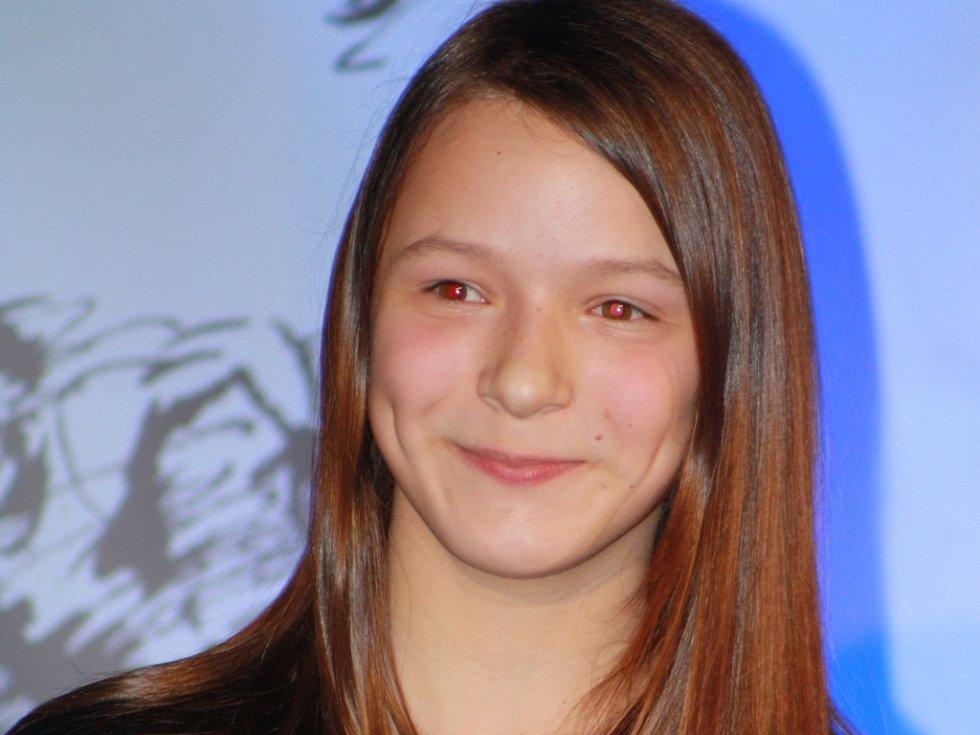 Terezie Kolářová skončila 9. mezi mládeží.