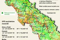 Kde lze nouzově přenocovat na území Národního parku Šumava?