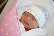 Klára Šandová ze Strunkovic nad Blanicí se narodila 15. října v 9.07 hodin manželům Márii a Petrovi. Vážila 3960 g. Má dva brášky Matěje (5) a Jana (3).