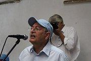 Galerie Biofarmy Slunečná hostí výstavu ...vidět Israel. Kurátor výstavy Harry Farkas