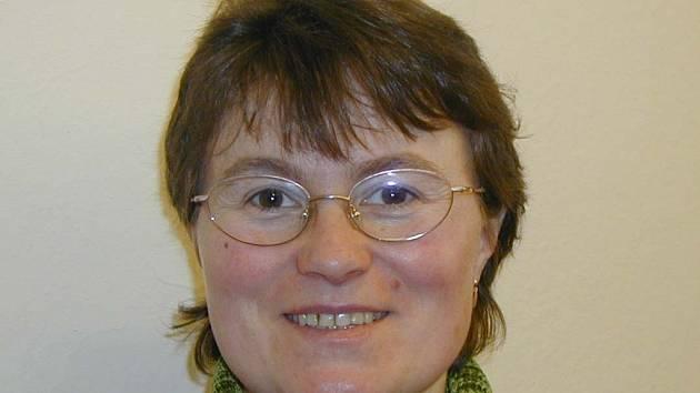 Marie Peřinková.
