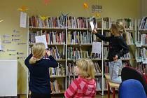 Knihovna v Prachaticích. Ilustrační foto.