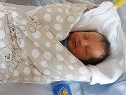 Štěpán Brabec se narodil v úterý 6. března ve 14.49 hodin Martě a Lukášovi ze Strunkovic nad Blanicí. Vážil 3680 gramů a měřil 52 cm. Doma se na brášku těšil Lukášek (2,5 roku).