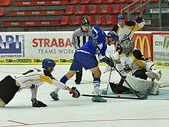 Druhé místo na ČP je pro hokejbalisty životním úspěchem.