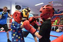 Vimperští milovníci bojového umění mají po deseti letech novou boxovnu. Využijí ji členové Box Clubu i veřejnost.