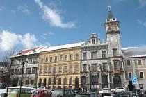 Prachatická radnice
