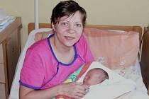Lukáš Baňacký se narodil v prachatické porodnici v sobotu 7. listopadu v 8.25 hodin. Vážil 2950 gramů. Doma ve Volarech na malého Lukáše a maminku Janu čekal tatínek Lukáš a sedmiletá sestřička Valérie.