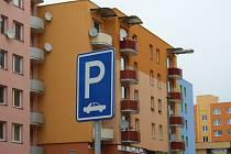 Volarští chtějí na sídlišti zvýšit počet parkovacích míst.