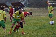 Borová Lada - Vacov B 1:3. Foto: Zdeněk Formánek