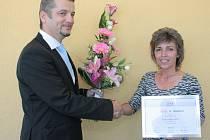 Martina Pospíšilová se letos stala i Ženou regionu.