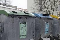 Obyvatelé Prachatic vytřídili pouze sedmdesát kilogramů nápojových kartonů. Některé nápojové kartony končí dokonce v kontejnerech na papír. Ilustrační foto.