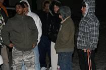 Volary zažily v noci na sobotu rvačku Rómů s ochrankou hotelu Bobík.