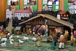 Betlém uvidí Vimperáci v budově Městského kulturního střediska.