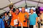 Vimperská dechovka byla přivezl třetí místo z mezinárodního festivalu.
