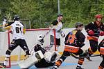 Sobotní hokejbalový turnaj v Prachaticích slibuje zajímavou podívanou.