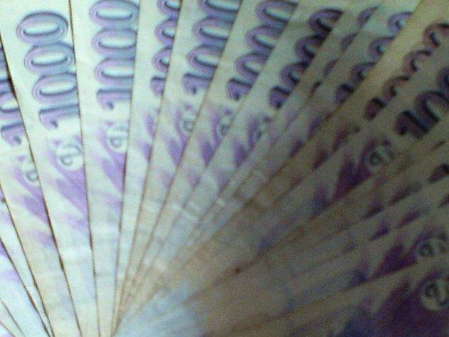 Neznámý zloděj důchodkyni odcizil tisíce korun. Ilustrační foto.