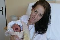 Natali Oračková se v prachatické porodnici narodila v pátek 21. srpna v 15.40 hodin. Vážila 3050 gramů. Rodiče Angelika a Pavel jsou z Prachatic.