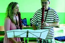 Letní škola staré hudby.