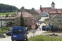 Jedinou novou obcí, která má vzniknout po změnách ve VÚ Boletice, je Polná.