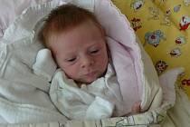 Alex Jungbauer  se v prachatické porodnici narodil v pondělí 9. května v 10.55 hodin. Vážil 2,80 kilogramu. Rodiče Michaela a David si prvorozeného syna odvezou domů, do Lhenic.