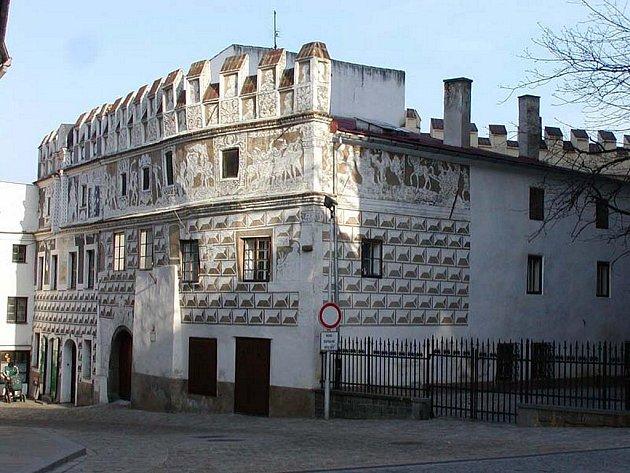Heydlův dům v Prachaticích