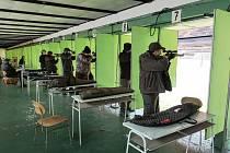 Střelci pálili při Jarní ceně Prachatic.