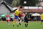 Fotbalová A třída: Vimperk - Semice 2:0.