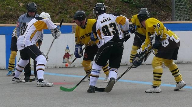 Horalové oba domácí zápasy vyhráli.