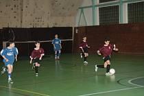 Mladší žáci si zahráli o Pohár předsedy OFS.