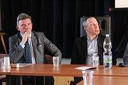 Konference Komu patří Šumava - hovoří Václav Klaus mladší