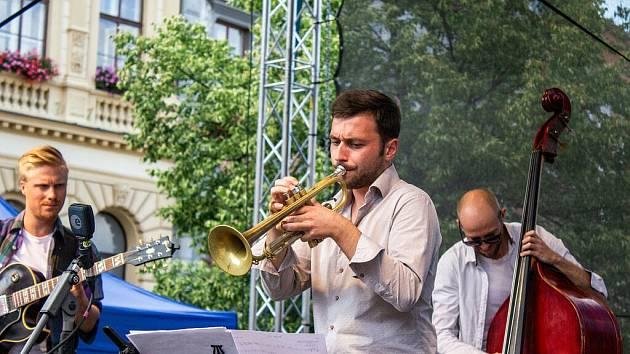 Jazz! Yes!