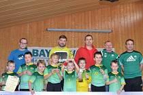 Mladí Tatraňáci vyhráli halový turnaj v Německu.