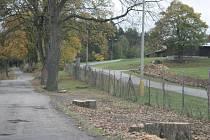 U Vodníku se plánuje chodník i stavba parkoviště.