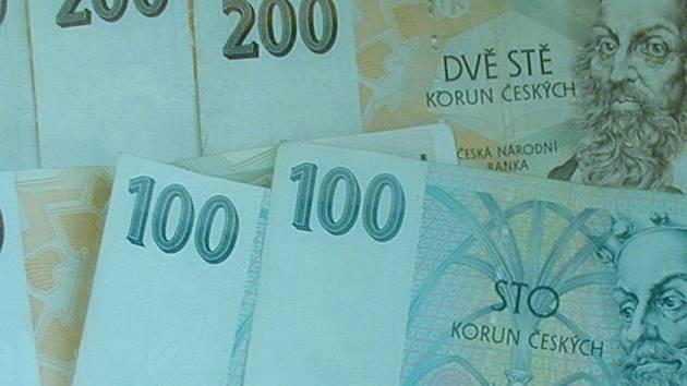 Dosud neznámý zloděj ukradl v jedné z prachatických sázkových kanceláří deset tisíc korun. Ilustrační foto.