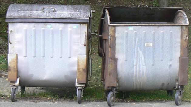 Cena za odvoz odpadu zůstane i pro příští rok stejná. Ilustrační foto.