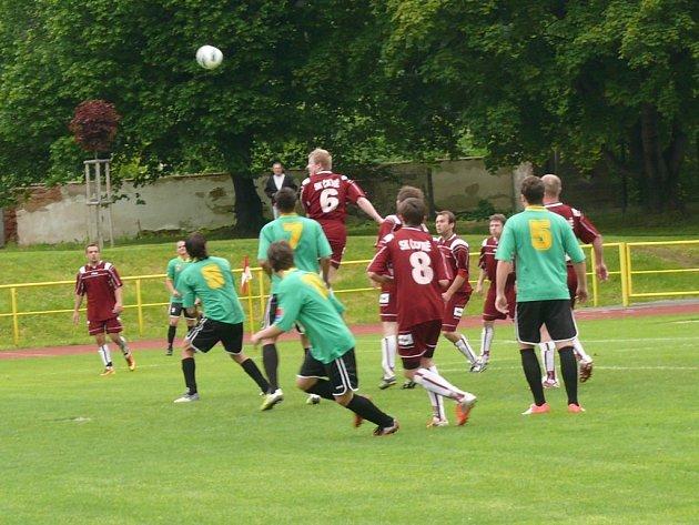 Fotbalový kraj pokračuje dalšími zápasy.