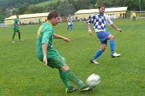 Tatran (u míče Ryšánek) přivezl remízu).