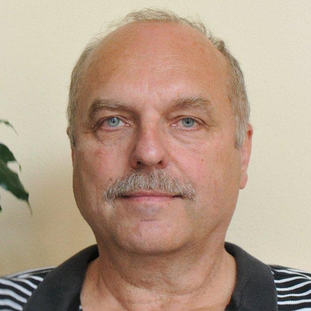 Miroslav Řežábek, 56let, ODS