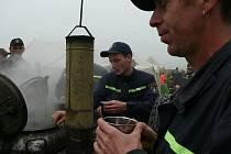 Ve Zbytinách se v pátek a v sobotu školí velitelé sborů dobrovolných hasičů Prachaticka.