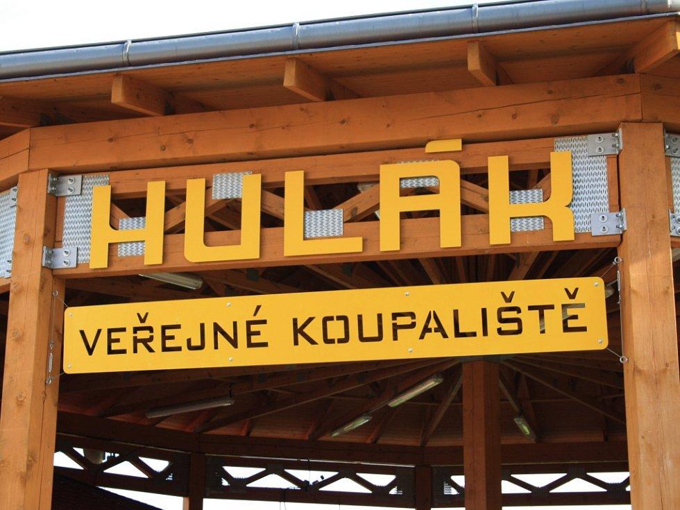 Veřejné koupaliště Hulák od jeho dokončení v roce 2007 navštívily už desetitisíce lidí nejen z Prachatic.