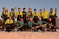 Vimperští lyžaři ladí formu ve švédském Idre.