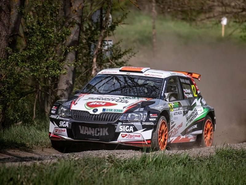 Rallye Šumava se jede již tento víkend.