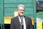 Prezident Univertzity Pasov Burkhard Freitag.