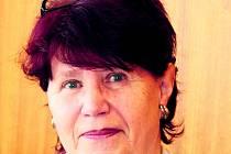 Zdena Hrůzová.