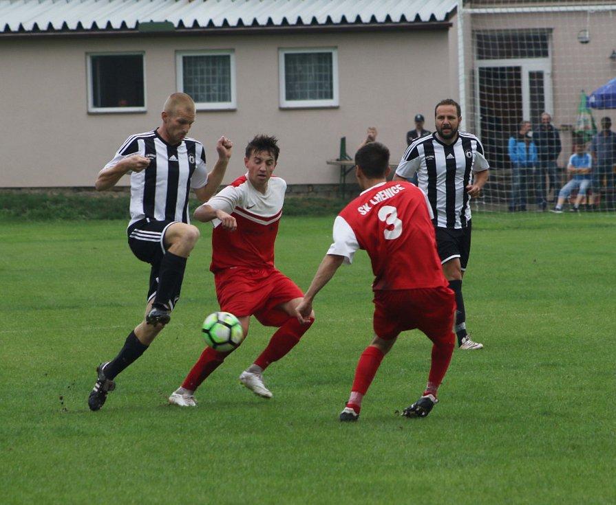 SK Lhenice - Mariner Bavorovice 4:1.