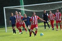 Fotbalová I.A třída: Netolice - Velešín 7:0.