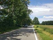 Do 17. prosince se opravuje silnice z Němčic do Češnovic. Objízdné trasy vedou buď přes Podeřiště, nebo přes Břehov a Čejkovice.