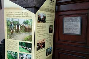 Prachatice, muzeum. Ilustrační foto