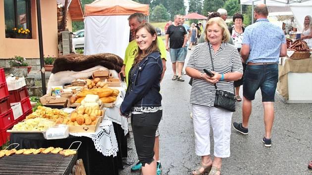 V Lenoře se konala tradiční slavnost chleba.