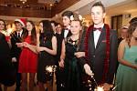 Vánoční lekce tanečních kurzů v Prachaticích.